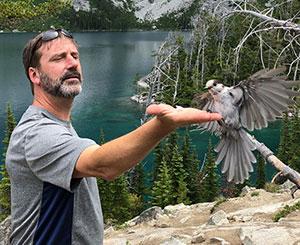 Derek Sheffield talks to the birds